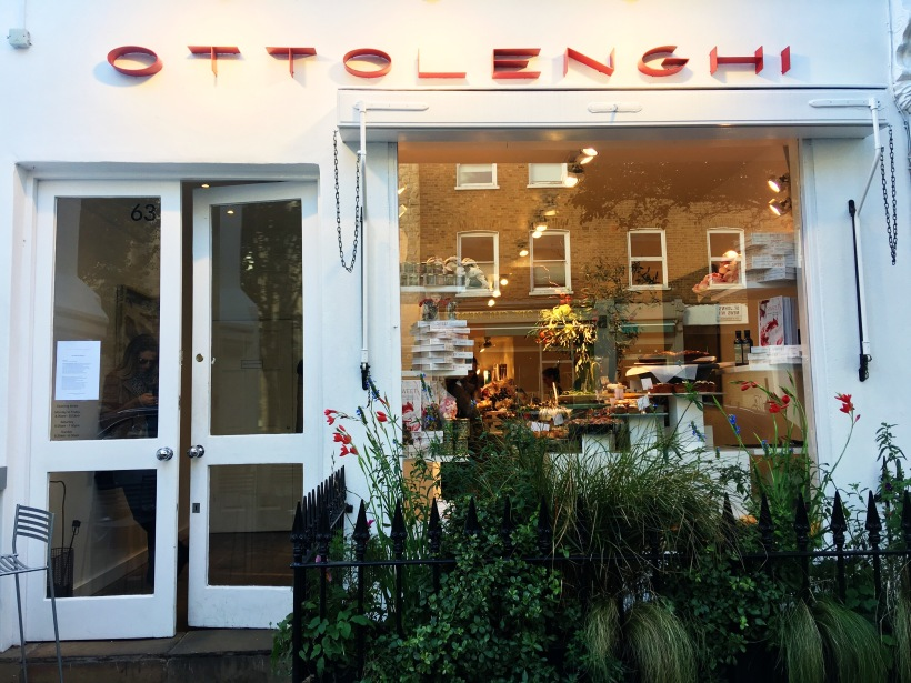 Ottolenghi Notting Hill