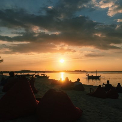 Sunset Gili Air