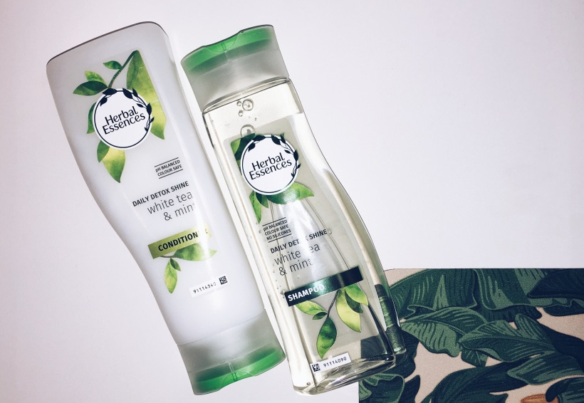 Herbal Essences Shampoo and Conditioner